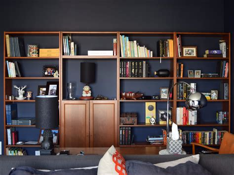 make a bookshelf with this cheap ikea hack insider
