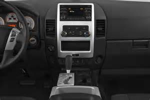 2014 Nissan Titan Interior 2014 Nissan Titan Instrument Panel Interior Photo