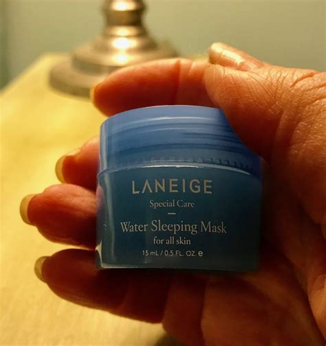 Laneige Water Sleeping Mask Travel Size laneige kit sleeping masks for and never say die