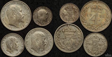 7 Great Sts For Collecting by Great Britain 1902 Matte Proof Sets The Australian Coin