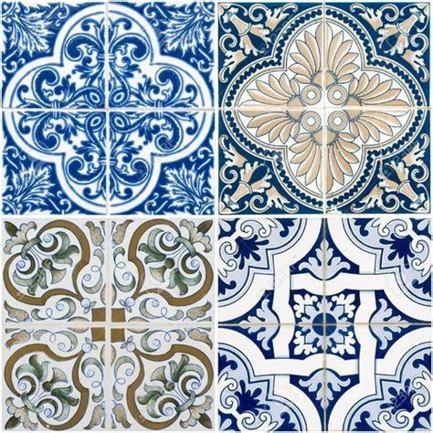 colorful tile colorful vintage ceramic tiles thickness 6 8 mm rs