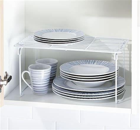 Kitchen Shelf Organisers Uk Kitchen Cupboard Shelf Organiser Dish Plate Rack Stand
