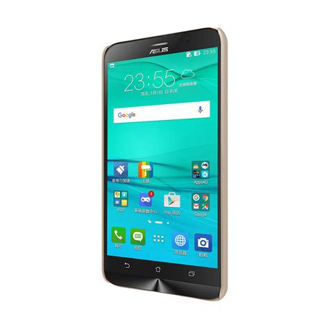 asus zenfone go tv nillkin frosted shield cover