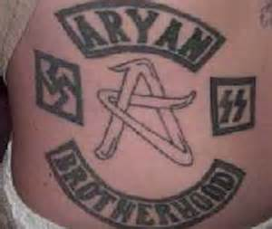 brotherhood tattoo designs prison tattoos history meanings and interesting facts