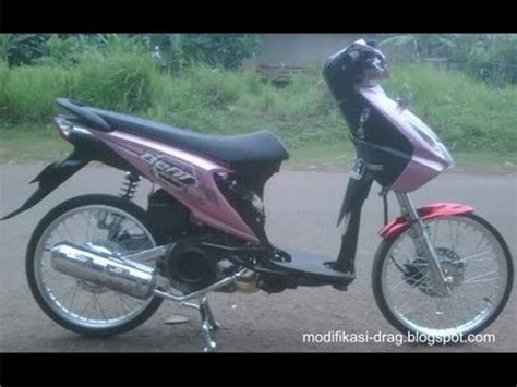 Beat Modification Drag by Gejolak Balap Honda Beat Drag Modification