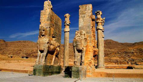 in iran the splendor of persepolis