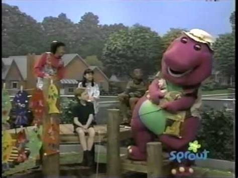 I You 2 barney friends may i help you season 2 episode 3