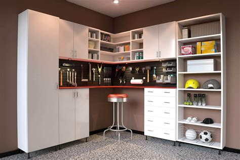 how to hang garage cabinets 29 garage storage ideas plus 3 garage man caves