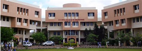 Dy Patil Pune Mba Average Package by D Y Patil College Of Engineering Akurdi Pune