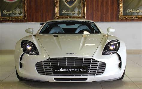 aston martin one 77 for sale 2m autoevolution