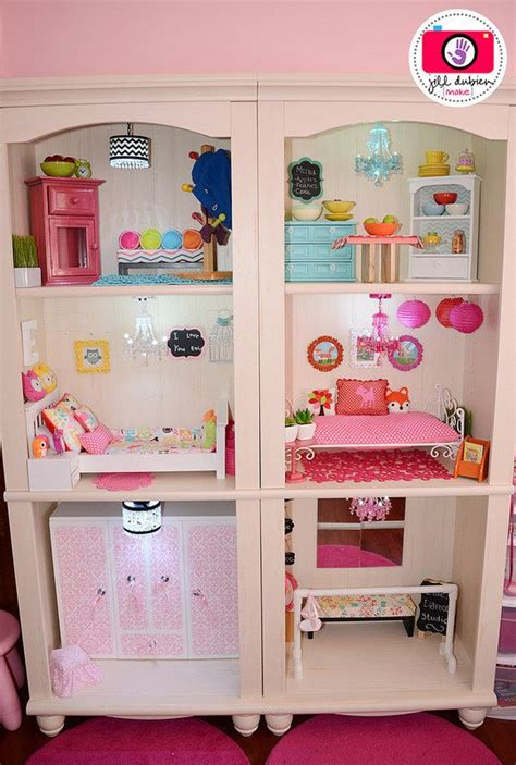 18 inch doll house ideas 18 doll house plans numberedtype
