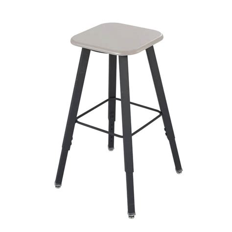 stool for standing desk safco 1205 alphabetter standing desk stool schoolsin