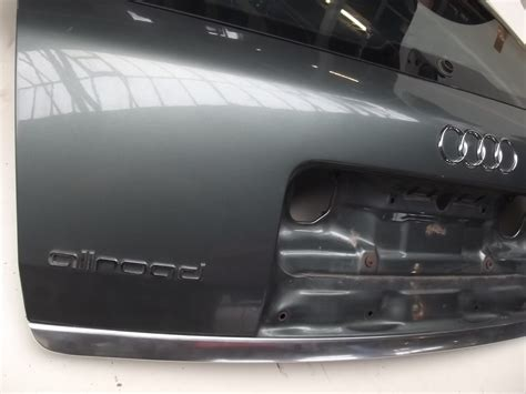 Audi A6 4b Heckklappe by Audi A6 S6 Rs6 4b C5 Allroad 4bh Heckklappe