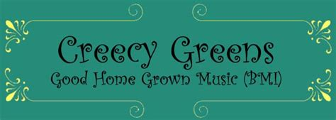 lyrics creecy greens