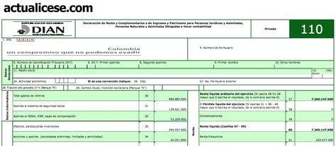 personas naturales vctos renta 2016 declaraci 243 n de renta personas naturales modelos y formatos