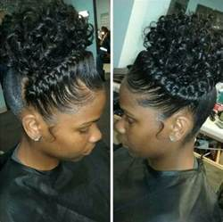 pin up hair styles for black braided hair braided hairstyles for black girls 30 impressive