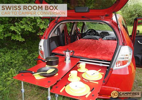 Swiss Room Box by A Car To Cer Conversion With The Swiss Room Box 50