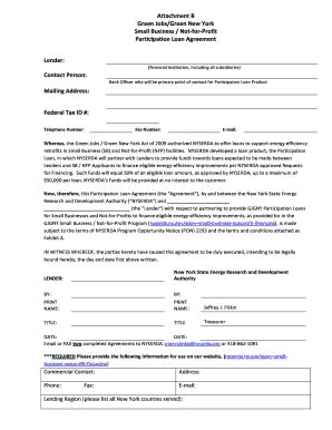 small business participation plan template loan agreement template forms fillable printable