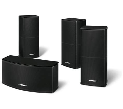 Home Theater Bose 5 1 buy bose cinemate 520 5 1 home cinema system free delivery currys