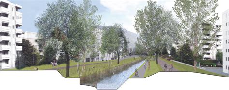 Landscape Architecture Eth New Landscape For The Rhone Valley At Sion Christophe