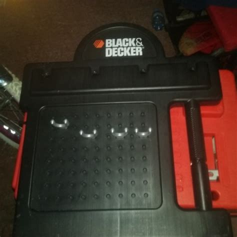 black and decker tool bench toy black decker toy workbench for sale in tallaght dublin from kavo1