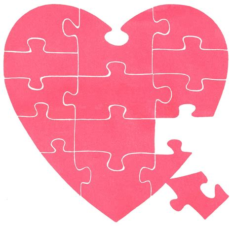 printable puzzle heart vintage jigsaw puzzle heart it s my cake