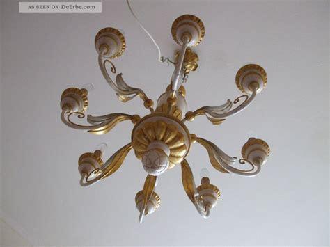 antiker kronleuchter antiker kronleuchter l 252 ster florentiner holz metall 8
