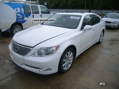 lexus ls length 2008 lexus ls 460 car photo and specs