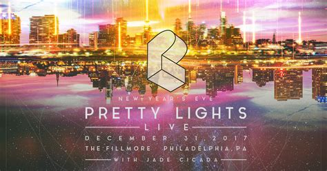 pretty lights nye tickets pretty lights tour philadelphia iron blog