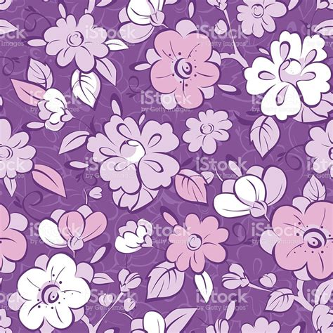 kimono pattern photoshop vector purple kimono florals seamless pattern background