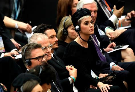 orlando bloom und katy perry katy perry and orlando bloom meet pope francis people