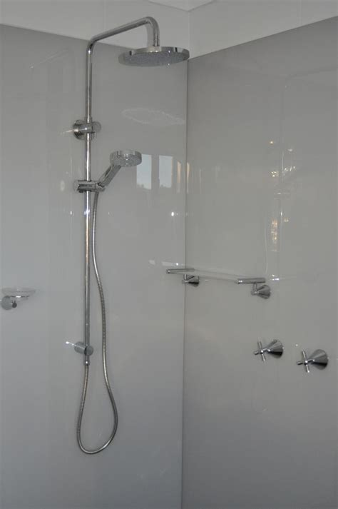 splashbacks for bathroom walls 1000 images about acrylic shower walls on pinterest