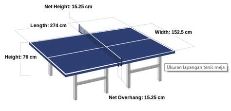 Meja Pingpong Tournament sejarah asal mula olahraga tenis meja