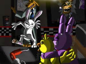 Five nights of sam and max by hommicidalpenguinsco on deviantart