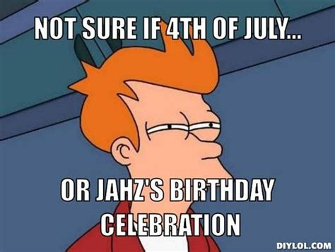 Not Sure If Meme Generator - futurama birthday quotes quotesgram