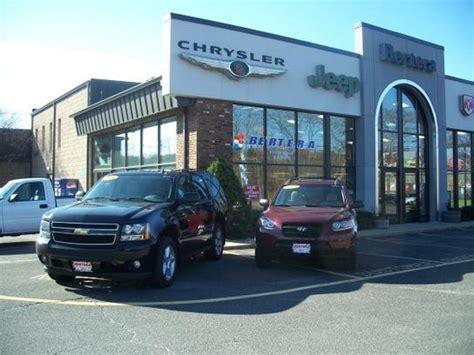 Jeep Dealers In Mass Bertera Dodge Chrysler Jeep Ram Car Dealership In