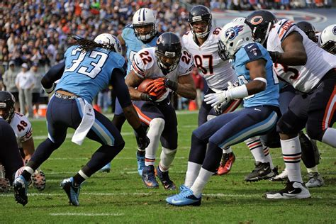 chicago bears c 4 matt forte in chicago bears v tennessee zimbio