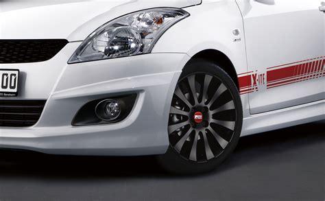 Suzuki Sport 2012 Accessories Suzuki Tries To X Ite 2011 Buyers With New Line Of