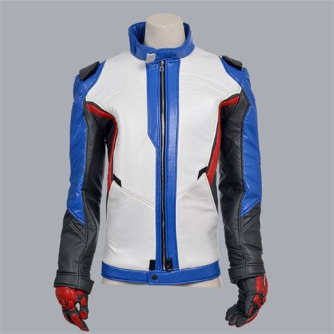 Jaket Overwatch Black T1310 4 buy overwatch logo products timecosplay
