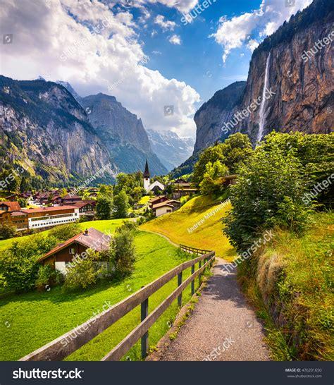 beautiful outdoors cartoon scenery scene of a village 187 polarview net