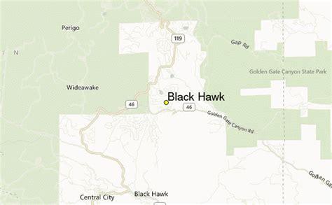 Black Hawk County Records Black Hawk Colorado Map Afputra