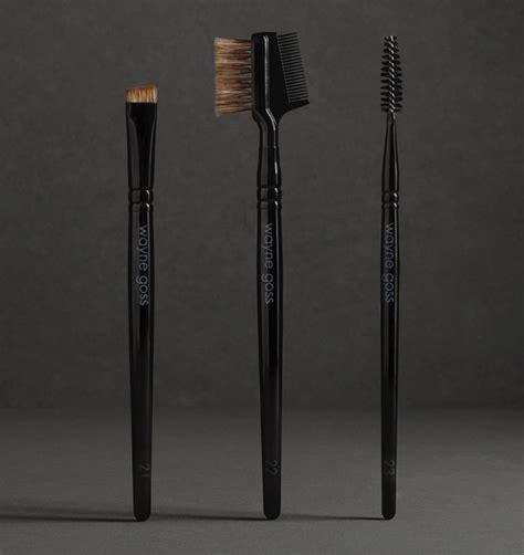 wayne goss eyebrow tutorial wayne goss quot the brow set quot il nuovo kit pennelli per