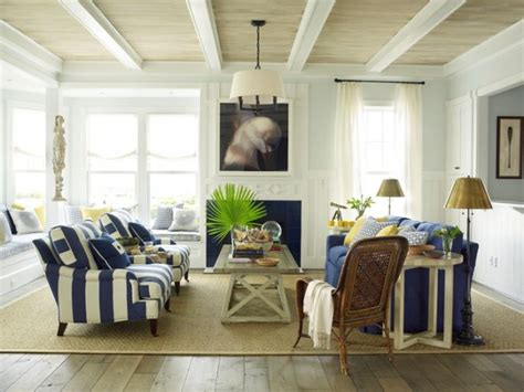 And Navy Living Room by Navy Beachy Living Room With White Navy Furniture White