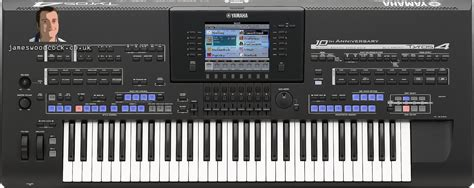 Keyboard Yamaha Tyros yamaha announce tyros4 keyboard 10th anniversary special