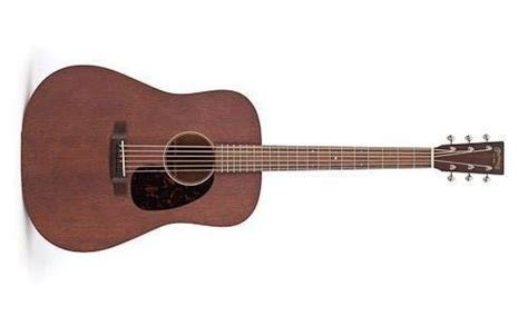 Portable Gitar Akustik Dm martin guitars d 15m mahogany dreadnought