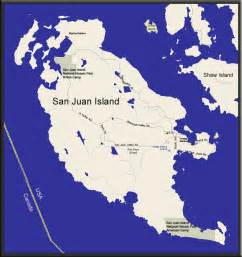 san juan map san juan islands washington ferry images
