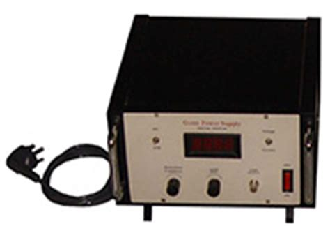 gunn diode power supply microwave optics system reflection and refraction