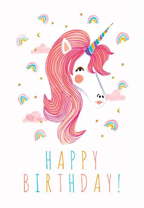Uni Rn Rainbows  Ee  Birthday Ee   Card Free Greetings Island