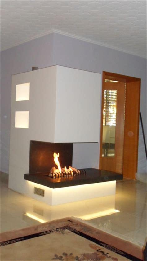 bio ethanol kamin mit indirekter beleuchtung - Beleuchtung Ofen