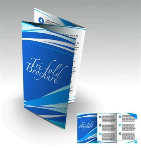 beautiful brochure templates 無料で使えるプロが作ったパンフレット用psd ai indesignテンプレート27 co jin